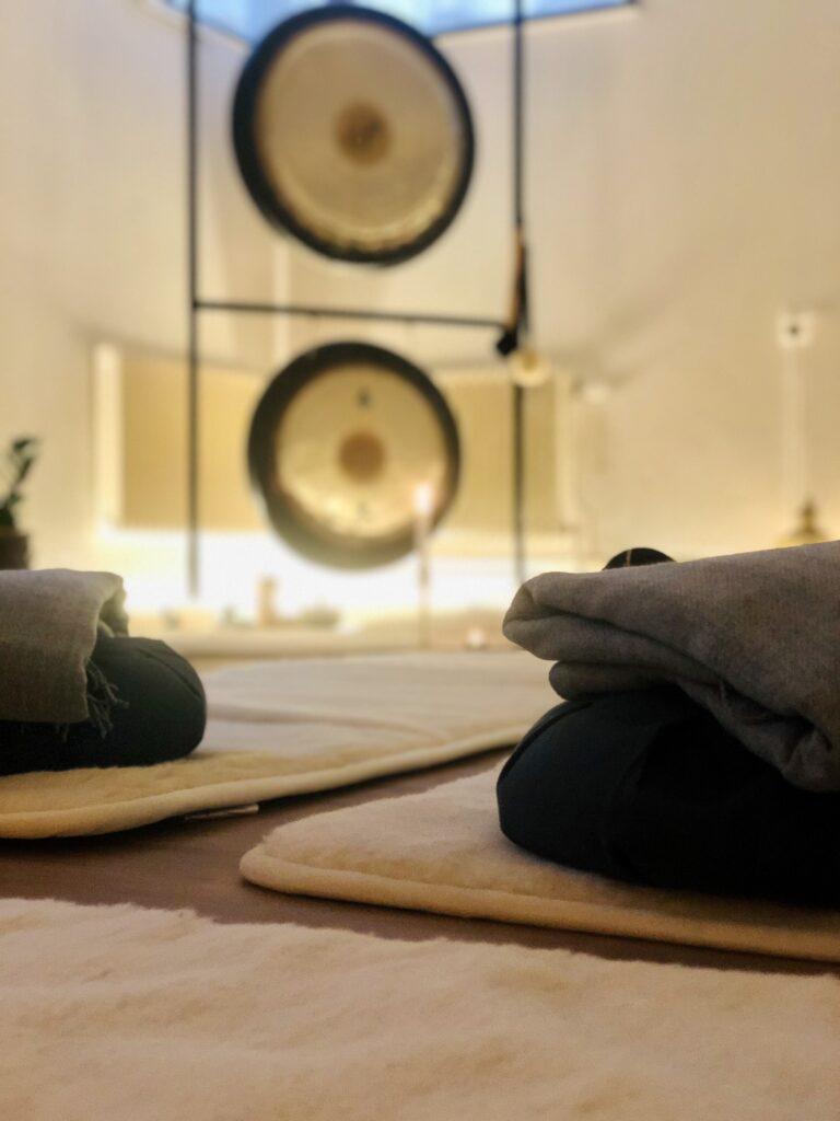 Yogasoul Karlstad - innanför den gröna dörren